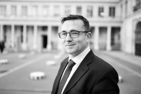 Olivier Le Brun, co-fondateur et président d'Absoluz Consulting
