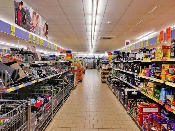 Brexit, pandémie : les étagères vides des supermarchés anglais