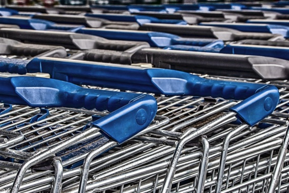 Grande distribution : les jetons des chariots en sursis