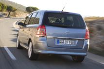 L'Opel Zafira qui pourrait être assemblée à Sochaux. cc/flickr/gmeurope