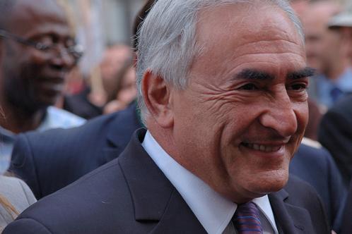 DSK perçoit entre 75 000 et 150 000 euros par conférence donnée.