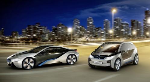 La gamme i, ou comment BMW passe au vert