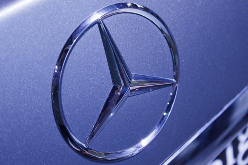 Mercedes signe une bonne progression de 39 % pour le mois de septembre.