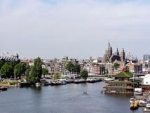 Vue d'Amsterdam - Gouwenaar