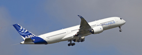 Airbus vient de signer un bon de commandes de 9,5 milliards d'euros au prix catalogue avec la compagnie aérienne japonaise.