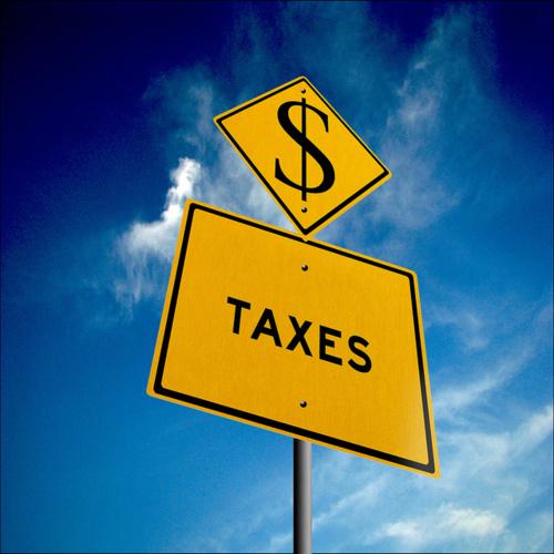 L'Etat titre 90 % de ses recettes des impôts.