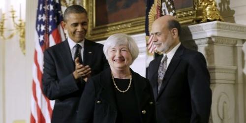 Janet Yellen, nouvelle directrice de la FED