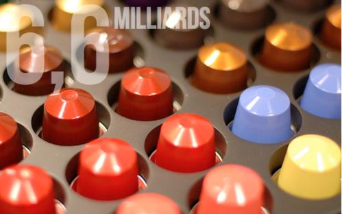 Marketing : Des capsules de café à la caisse entre les chewing-gum et les programmes télé