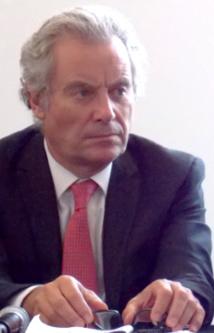 Yves Guénin, secrétaire général d'Optic 2000