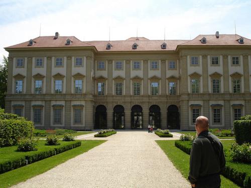 Palais du Liechtenstein. cc/flickr/Anomieus