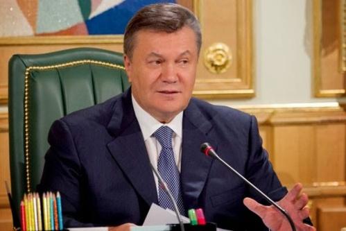 Viktor Ianoukovytch - président de l'Ukraine
