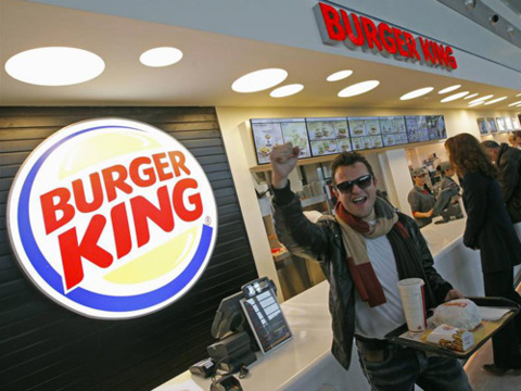 Burger King : 400 restaurants en France pour capter 20% du marché du hamburger