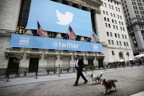Twitter fortement chahuté en Bourse après l'annonce de résultats décevants