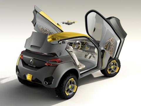 Renault mise sur l'Inde avec un véhicule à moins de 5 000 euros