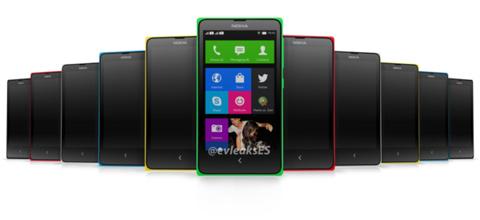 Nokia lancerait un smartphone sous Android pour les marchés émergents