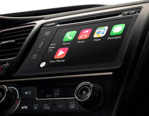 Apple et Google s'intègrent dans les voitures