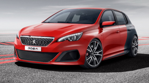 Peugeot va embaucher pour produire la voiture de l'année