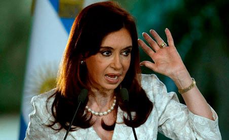 Une note dégradée pour l'Argentine