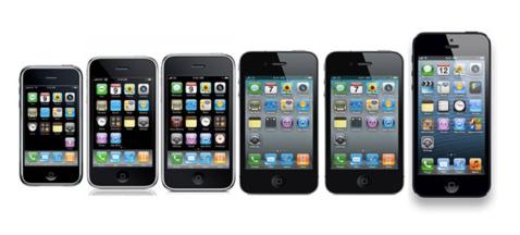 Apple franchit la barre du demi-milliard d'iPhone vendus