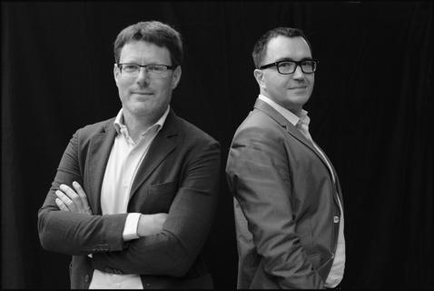 Frank Guarnieri & Philippe Zawieja - © Emmanuelle Marchadour