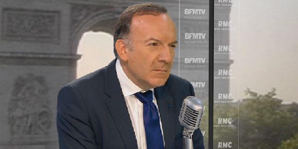"""Pierre Gattaz """"la situation de la France est catastrophique"""""""