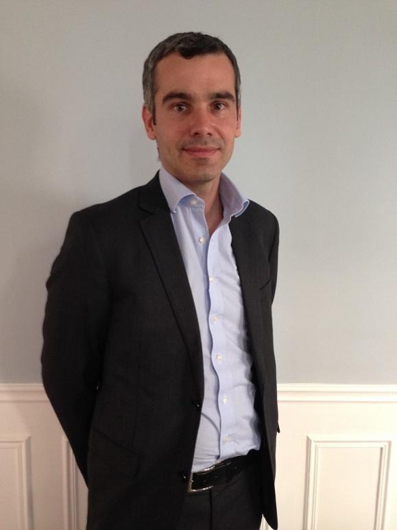 Eric Vallée, président de SET Environnement