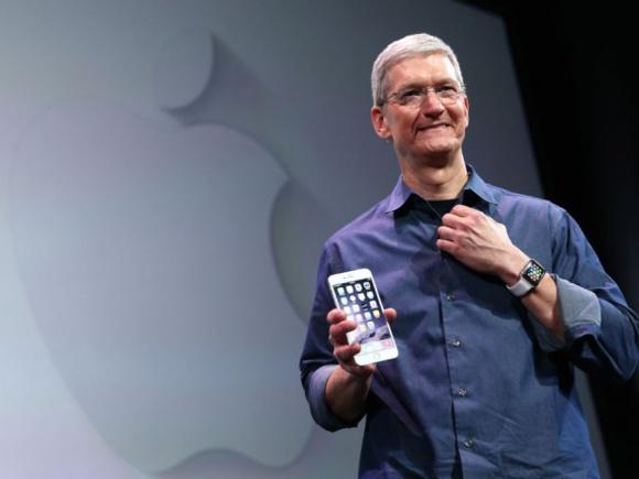 Carton plein pour les réservations d'iPhone 6