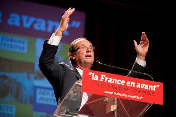 Allocations familiales : Hollande candidat avait pourtant promis....