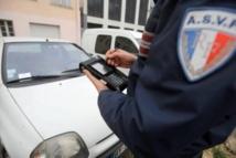 Stationnement : matraquage des automobilistes parisiens en 2015