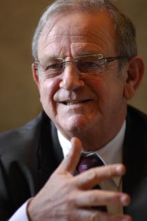Jean-Pierre Leleux, sénateur des Alpes Maritimes et co-rapporteur du rapport d'information
