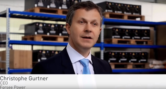 Christophe Gurtner, PDG de Forsee Power : « les raisons de notre entrée en bourse »
