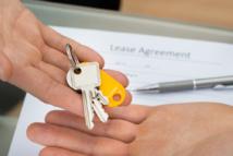 Enterrement discret pour la garantie des loyers
