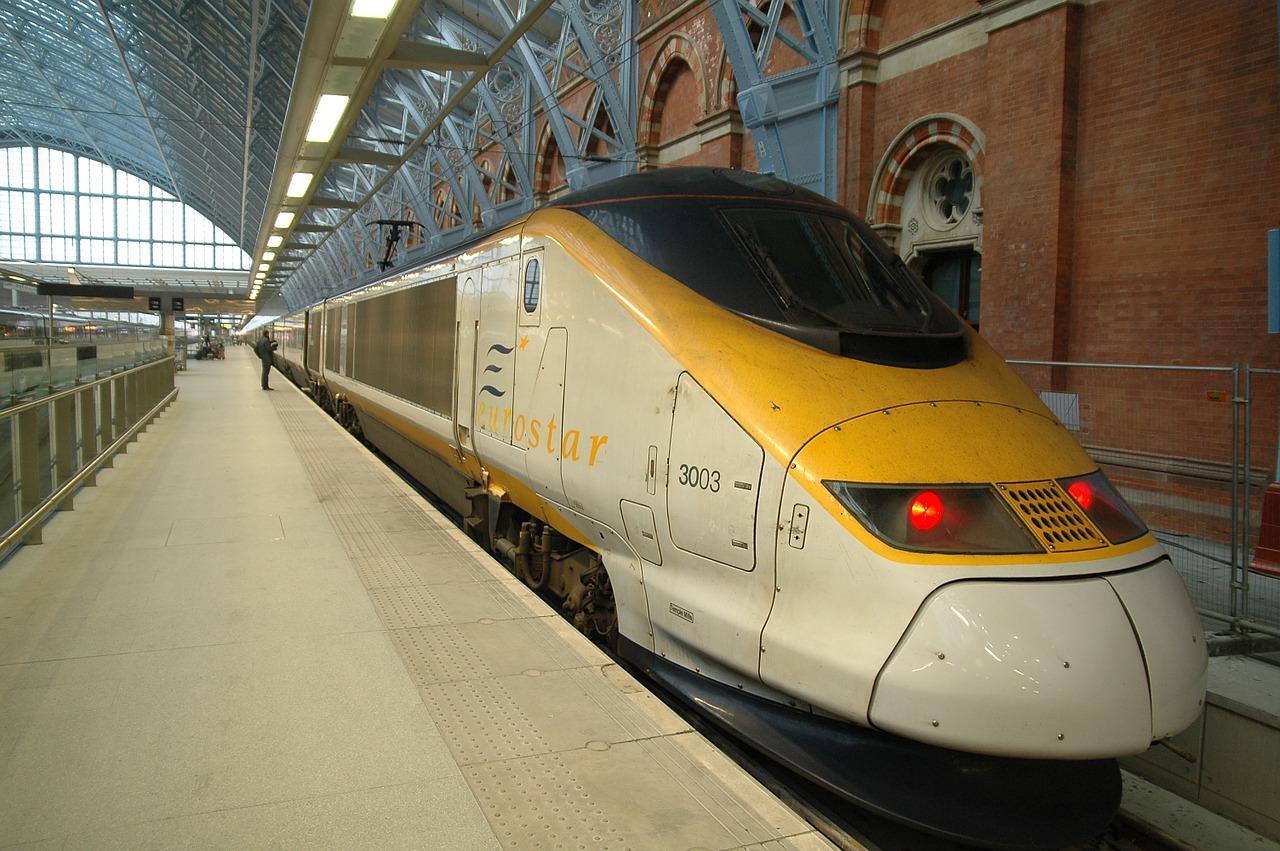 Grève dans l'Eurostar en août