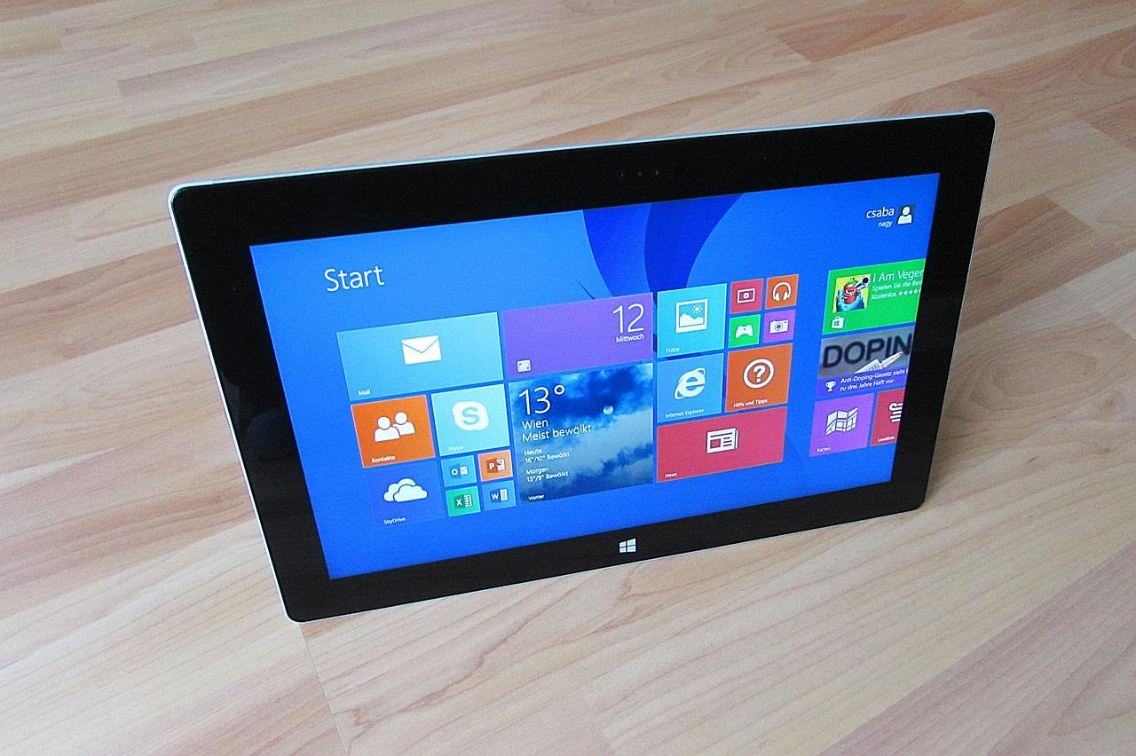 Microsoft cartonne dans le nuage