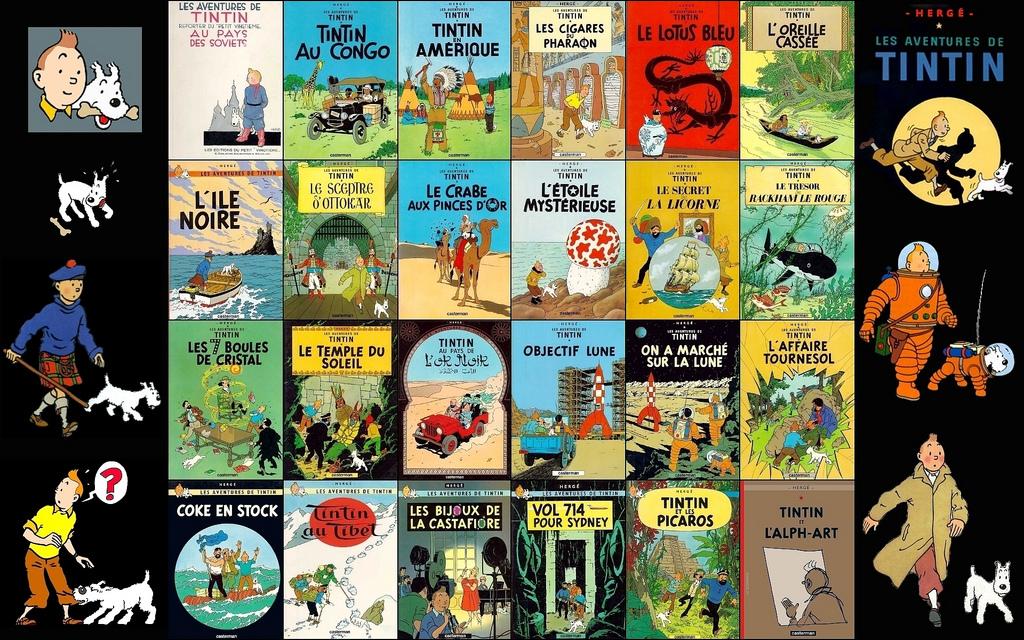 Tintin, recordman des enchères