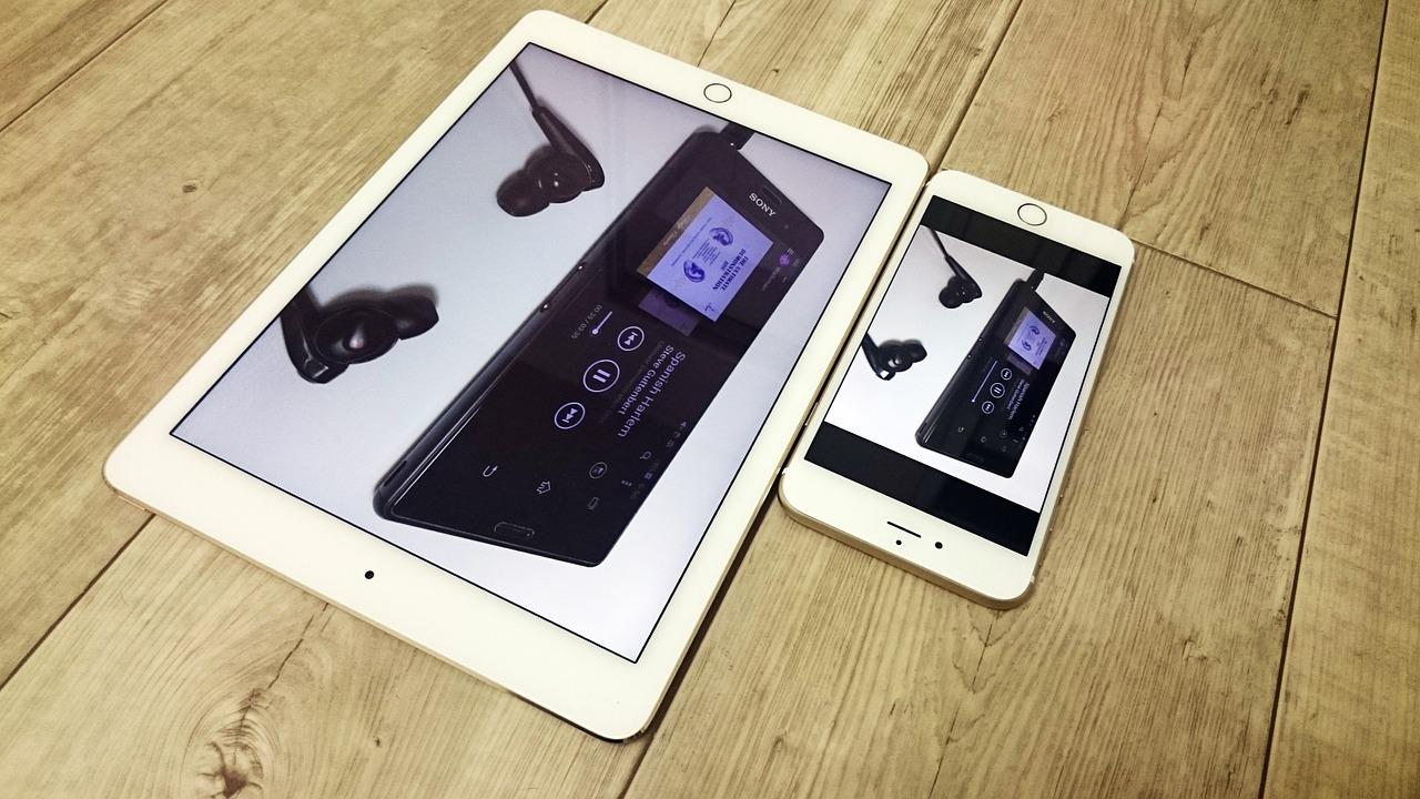 Apple en tête des activations d'appareils à Noël