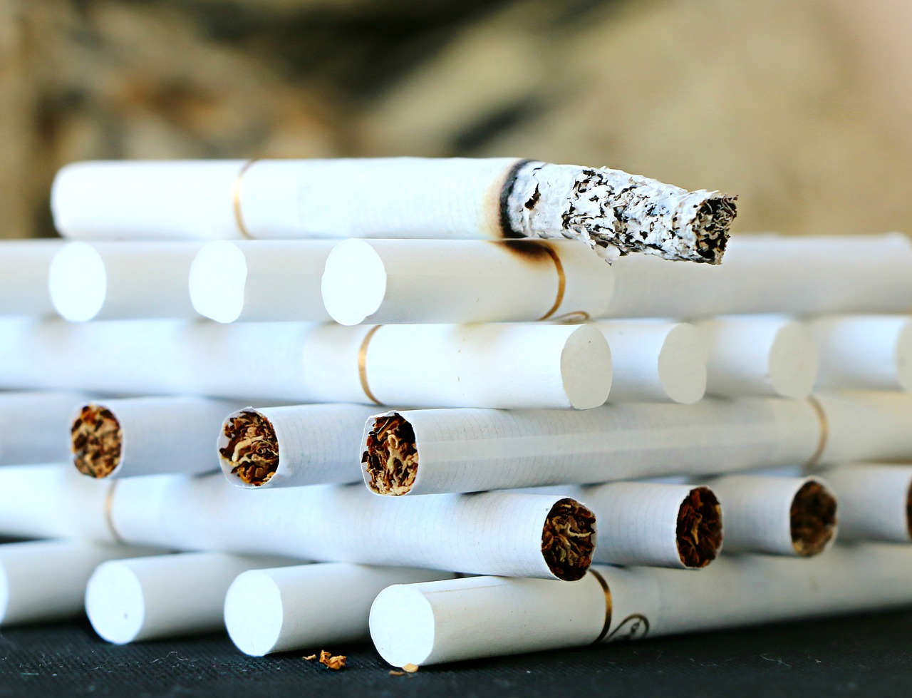 Le tabac a reculé en France en 2016