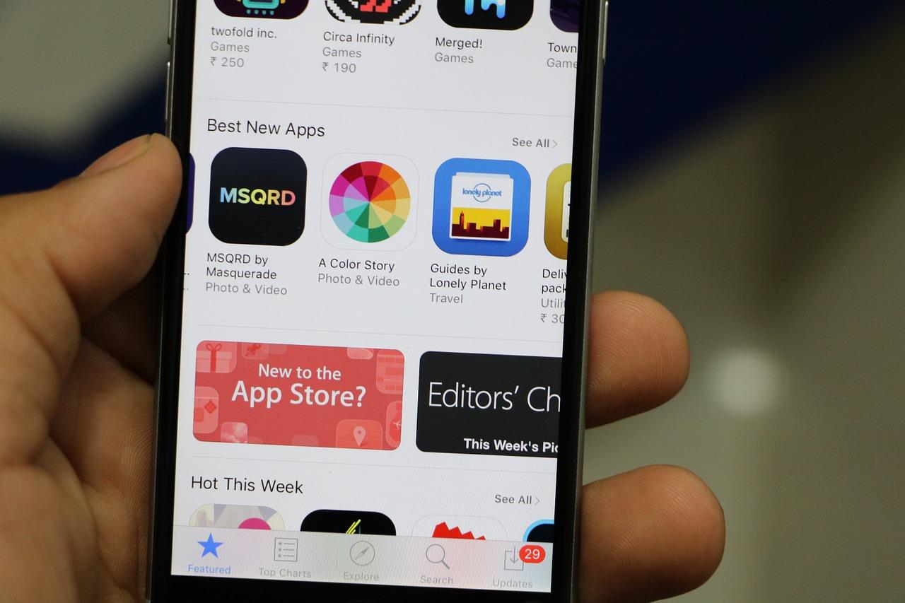 Applications mobiles : des chiffres de croissance impressionnants