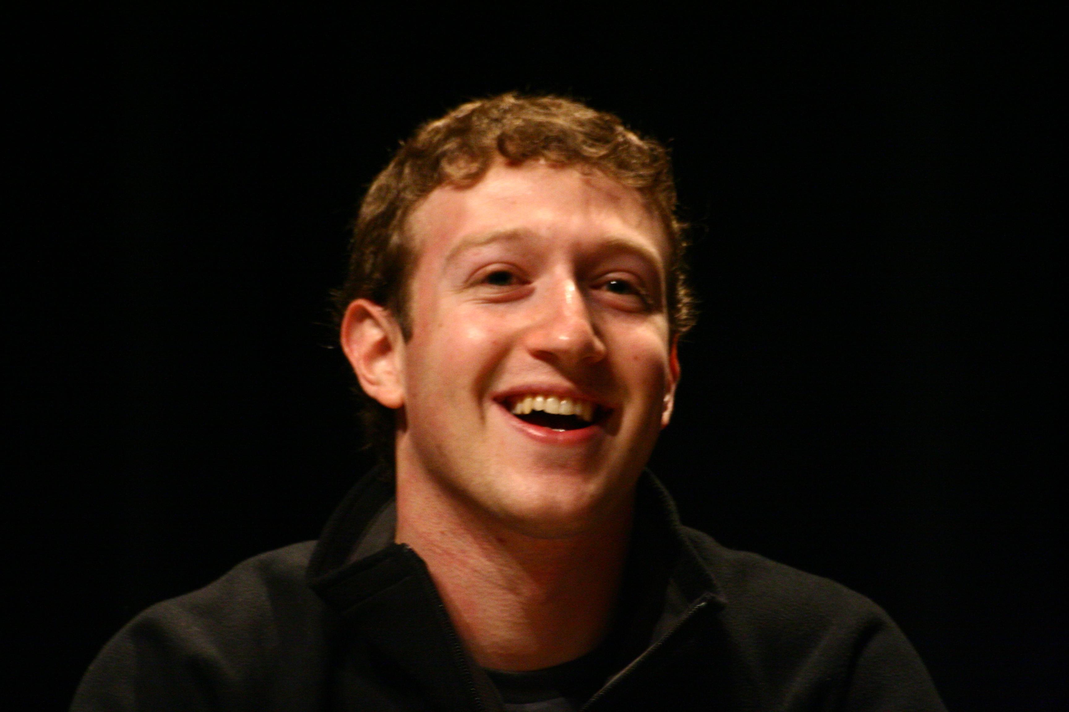 Mark Zuckerberg, le patron de Facebook, en route vers la présidence US?