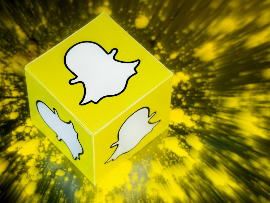 Le réseau social Snapchat entre en Bourse
