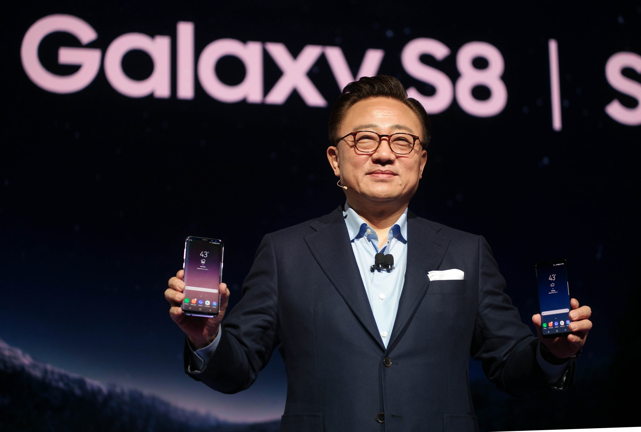 Galaxy S8 : le nouveau smartphone de Samsung doit en imposer