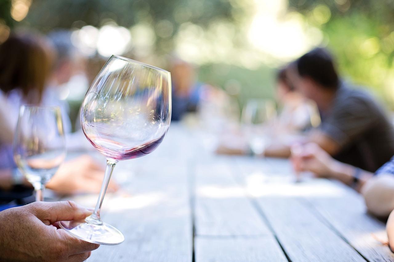 Le vin s'exporte toujours plus