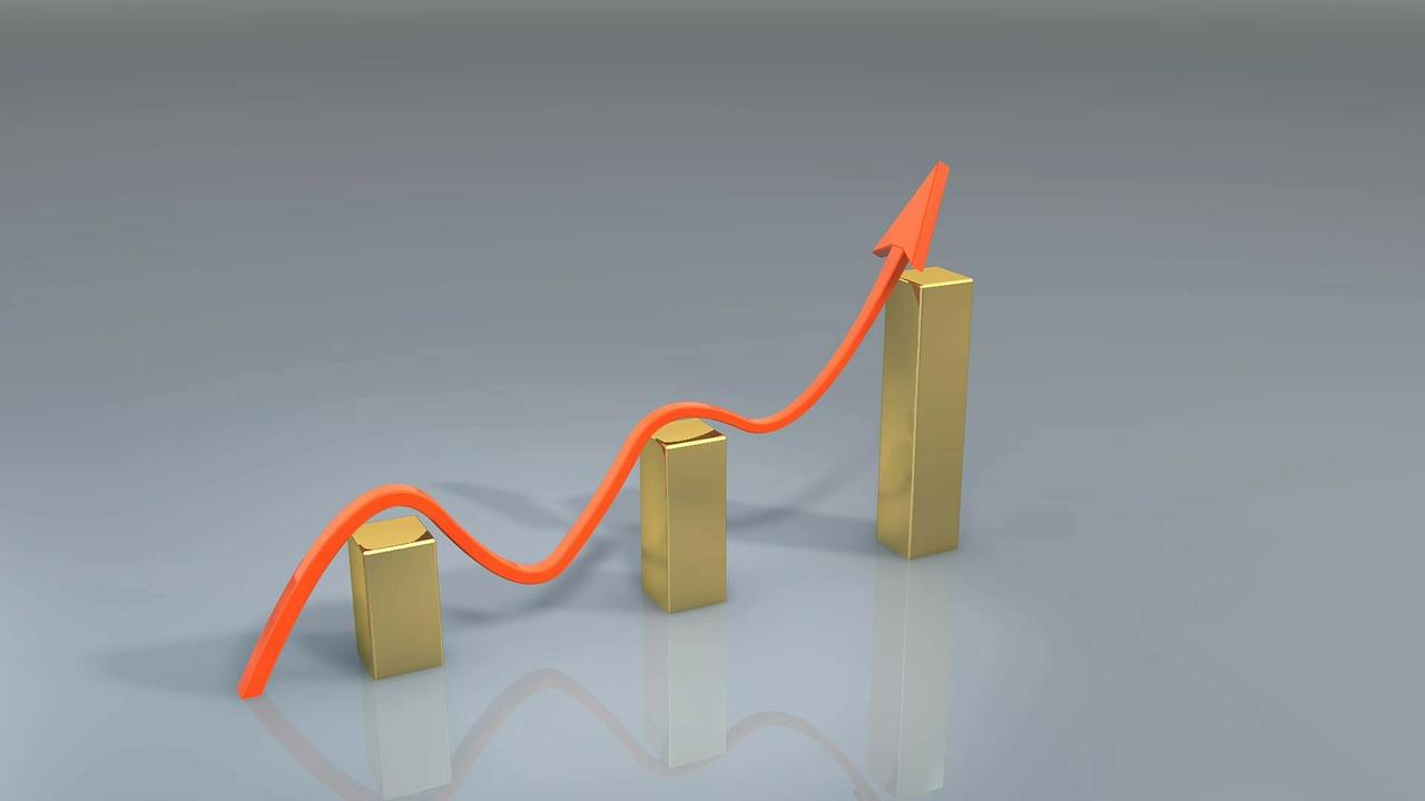 La croissance revue à la hausse au premier trimestre
