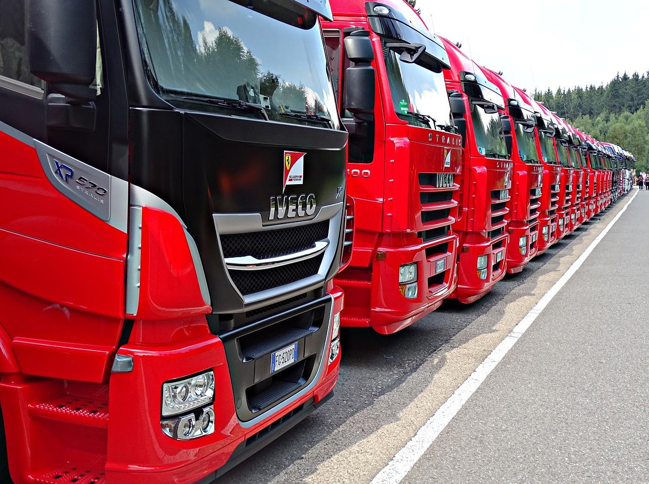 Les poids lourds vont participer à l'entretien du réseau routier