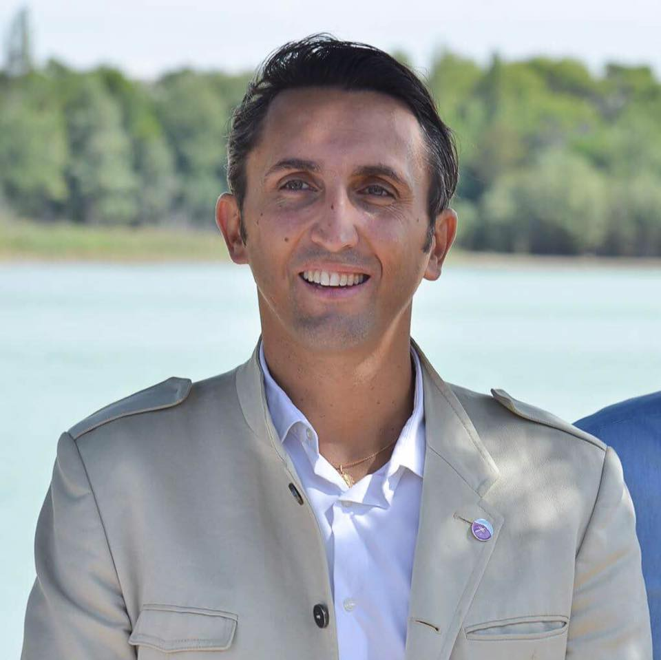 Julien Aubert, député du Vaucluse