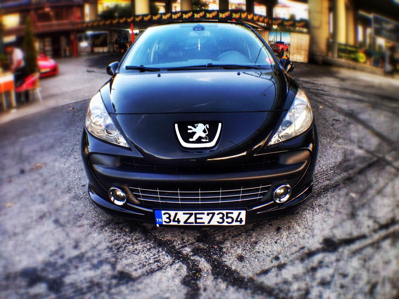 Le marché français de l'automobile en pleine forme