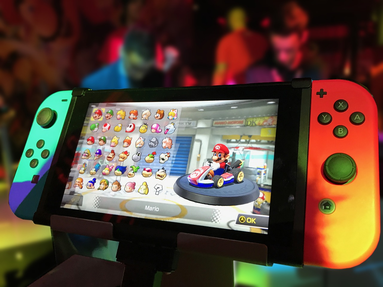 Nintendo : le carton de la Switch