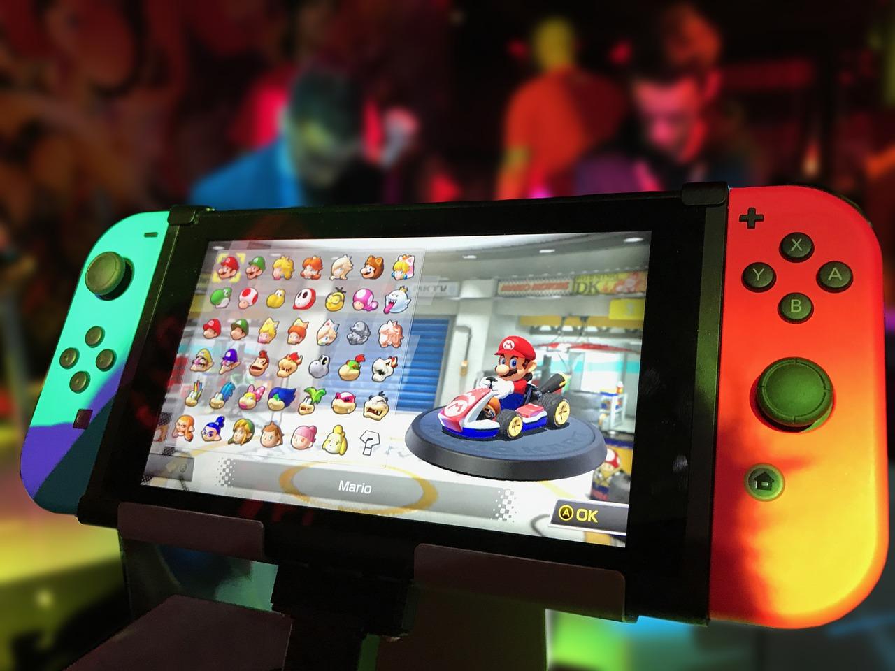 Nintendo : le carton de la Switch