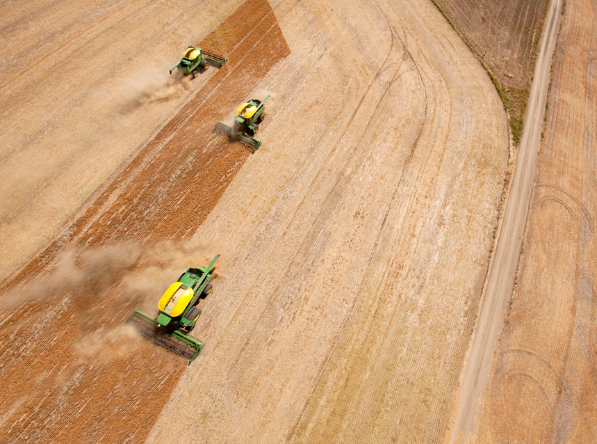 Agriculture : le printemps européen du ministre Stéphane Travert