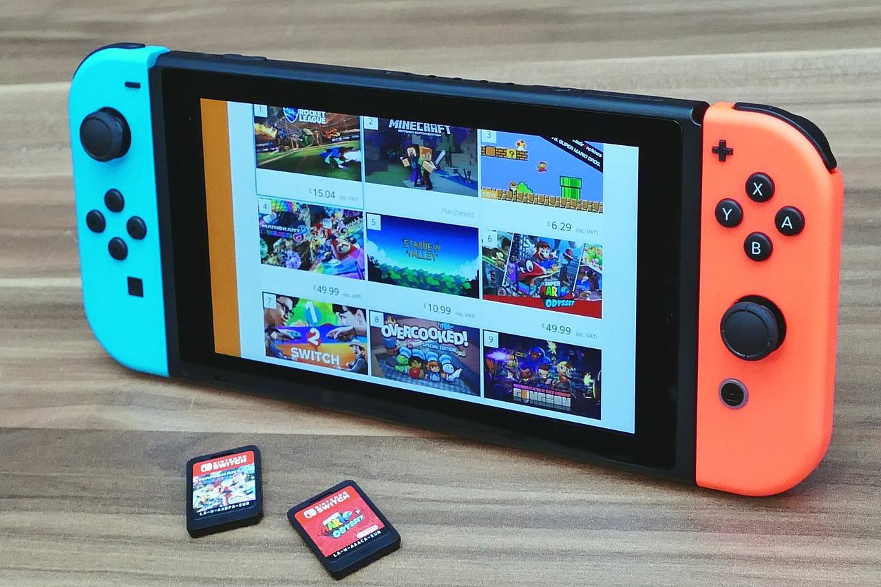 Nintendo annonce son abonnement en ligne pour la Switch